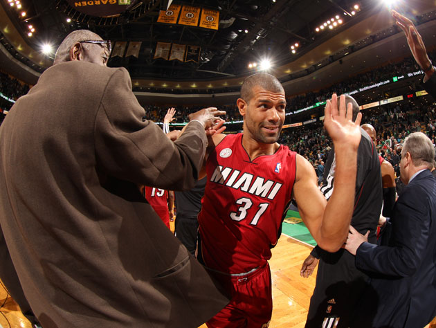 Shane Battier, after his dominant six-point performance (Getty Images)