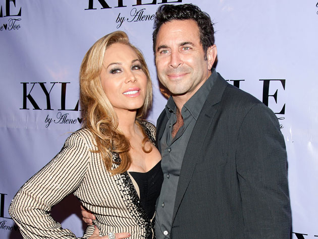 Adrienne Maloof and Dr. Paul Nassif because it's the second week in September (Getty Images)