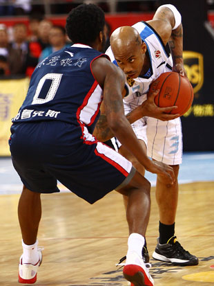 Stephon Marbury (Getty Images)