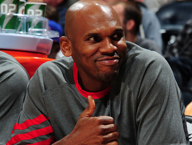 Jerry Stackhouse thinks the Miami Heat are lookin' goooood (Getty Images)