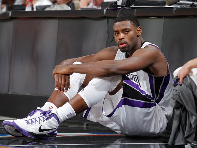 Tyreke Evans might be on the trading block this offseason
