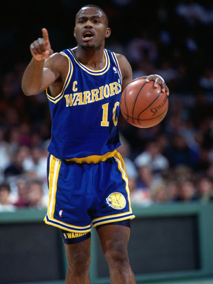 Tim Hardaway (Getty Images)