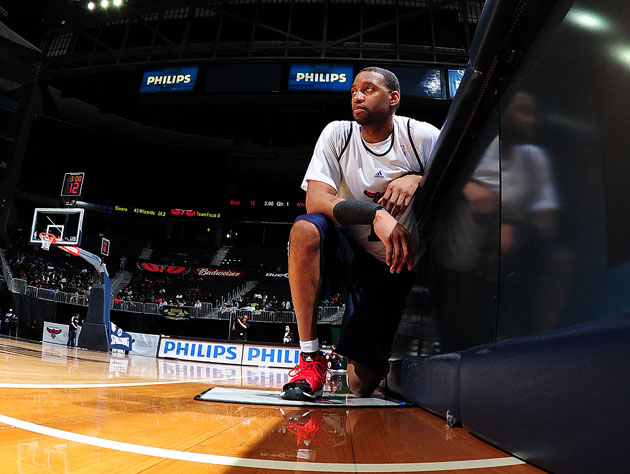 Tracy McGrady (Getty Images)