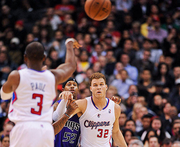 The ball's in Blake Griffin's court now. (Noah Graham/NBAE/Getty Images)