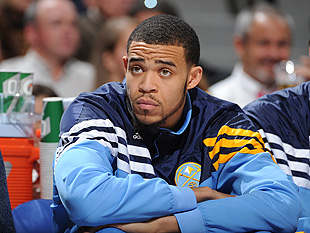Where does just-acquired JaVale McGee fit into Denver's plans? (Getty Images)