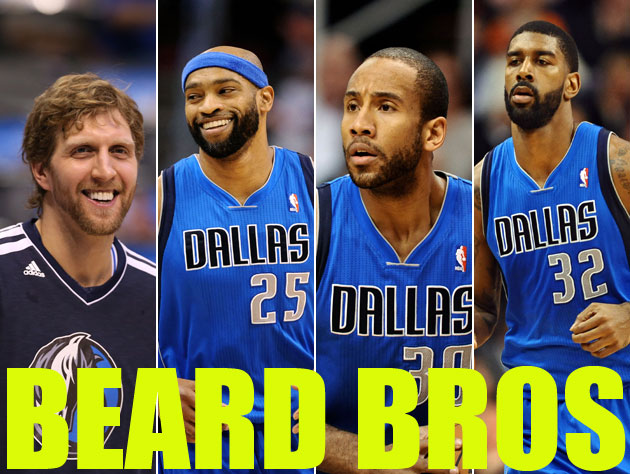 You can't spell 'best team, duh' without 'beards.' (USA TODAY Sports)