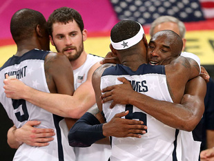 Your secrets are never safe when Kevin Love's around. (Getty Images)