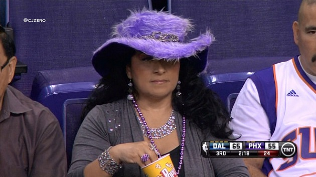 This woman and her hate were the real winners (via @cjzero).