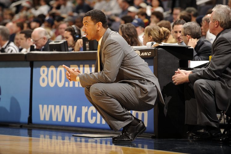 Appalachian State coach Jason Capel (Getty Images)