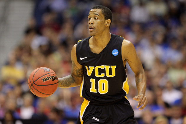 Darius Theus and VCU hope to contend in their first season in the A-10 (Getty Images)