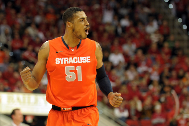 Fab Melo (Getty Images)