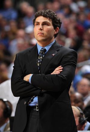 Josh Pastner (Getty Images)