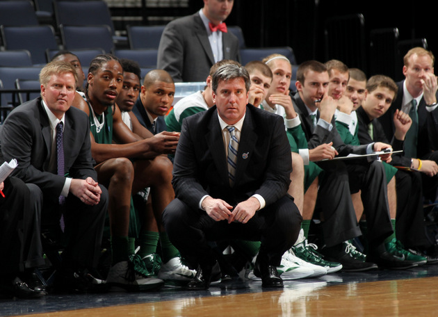 Tulane coach Ed Conroy (Getty Images)