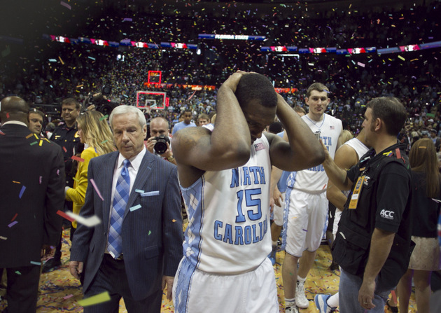 P.J. Hairston and Roy Williams (Getty Images)