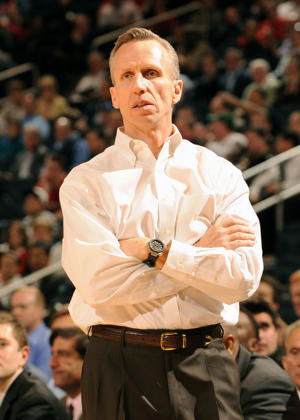 Mike Dunlap (Getty Images)