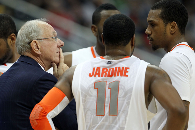 Syracuse will leave the Big East for the ACC in time for the 2013-14 season (Getty Images)