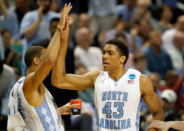 James Michael McAdoo and the Tar Heels will face a difficult ACC slate (Getty Images)