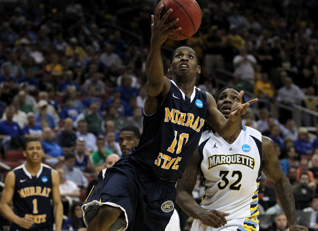 Murray State's Zay Jackson (Getty Images)