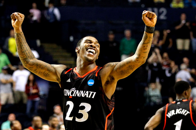 Cincinnati's Sean Kilpatrick (Getty Images)