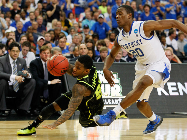 Pierre Jackson and Baylor will try to avenge their 2012 NCAA tournament loss to Kentucky (Getty Images)