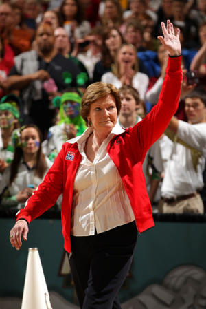 Pat Summitt (Getty Images)