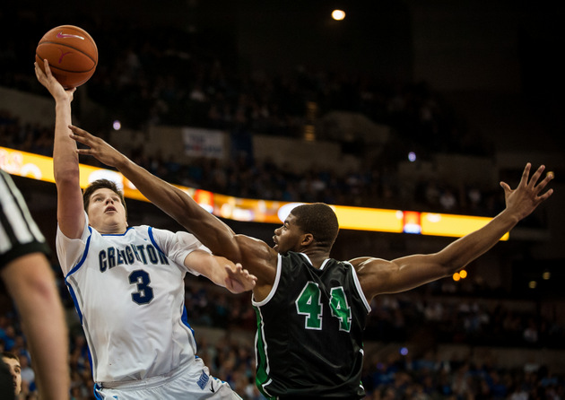 Doug McDermott and Creighton looked impressive Friday (Getty Images)