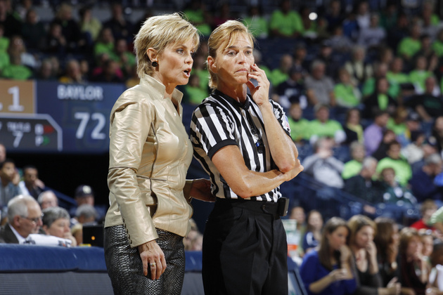 Kim Mulkey (Getty Images)