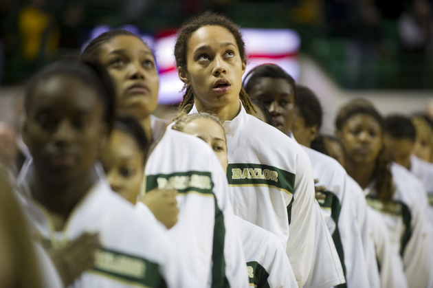 Brittney Griner and Baylor are the favorites to repeat as national champs (Getty Images)