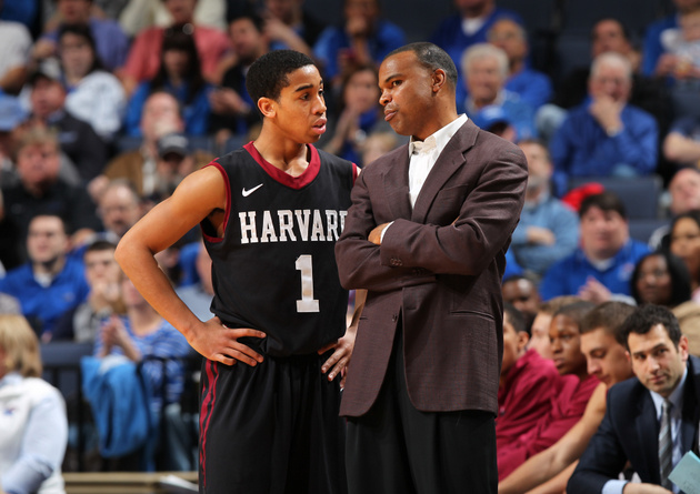 Siyani Chambers and Tommy Amaker (Getty Images)