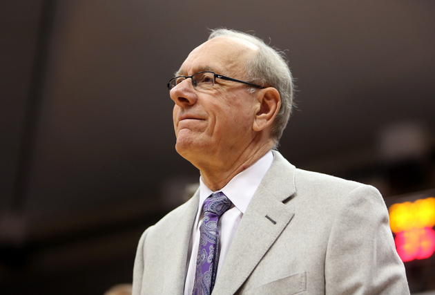 Jim Boeheim (Getty Images)
