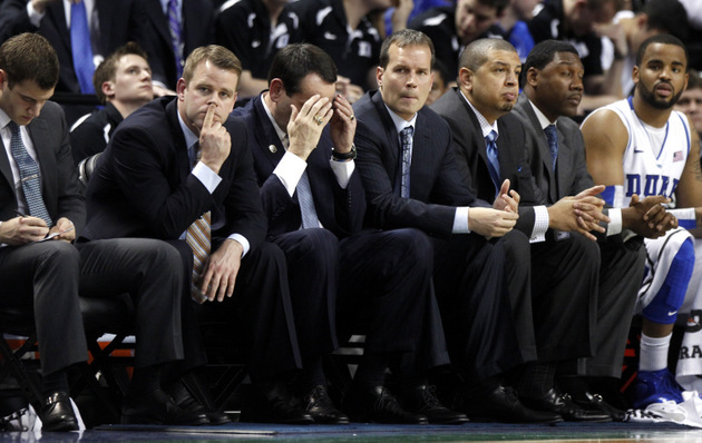 despite spotty track record of duke assistants chris