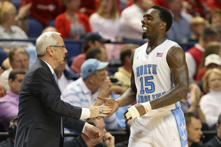 Roy Williams and P.J. Hairston (Getty Images)