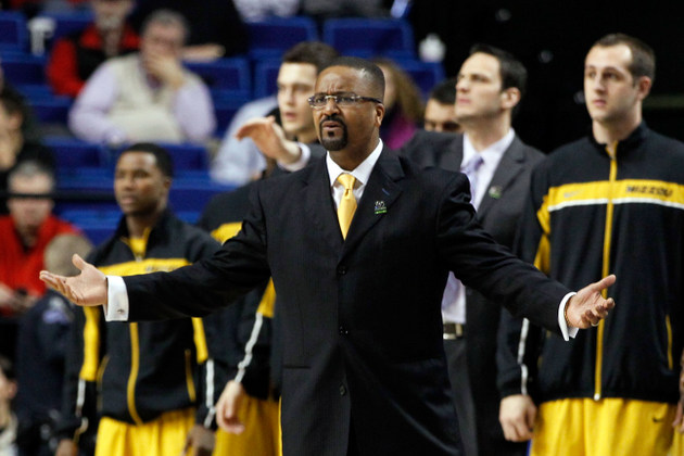 Frank Haith (Getty Images)