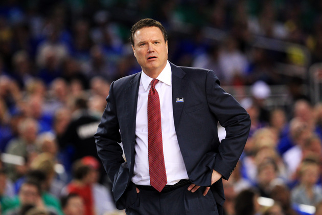 Bill Self (Getty Images)