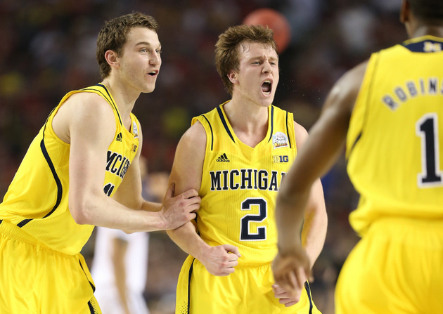 Spike Albrecht (Getty Images)