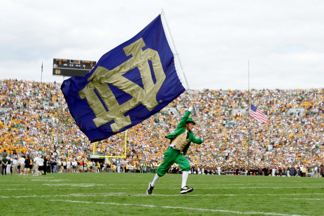Notre Dame is the biggest winner from its move to the ACC (Getty Images)