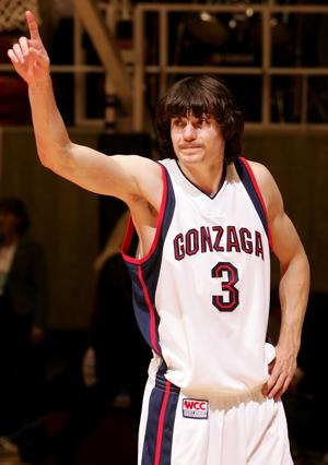 Adam Morrison (Getty Images)