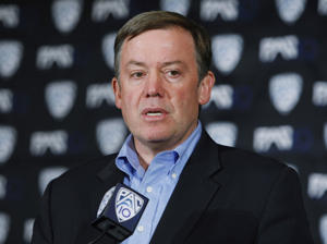 Arizona State president Michael Crow (AP)