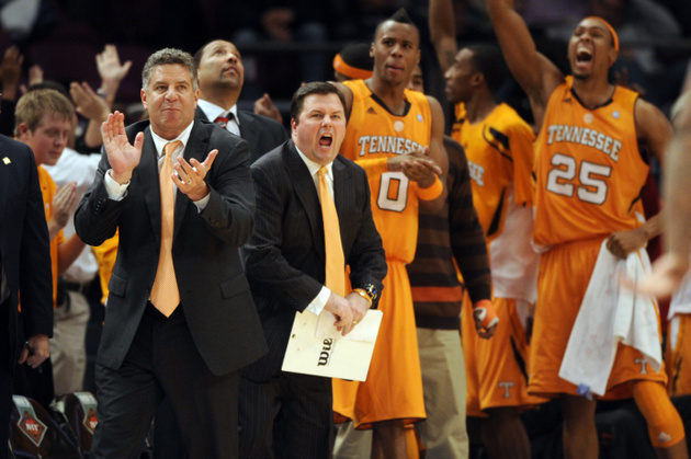 Bruce Pearl and his staff were fired in March 2011 (AP)