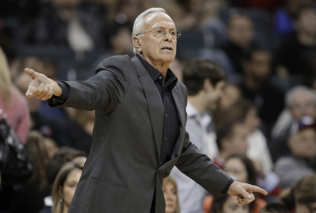 Larry Brown (AP)
