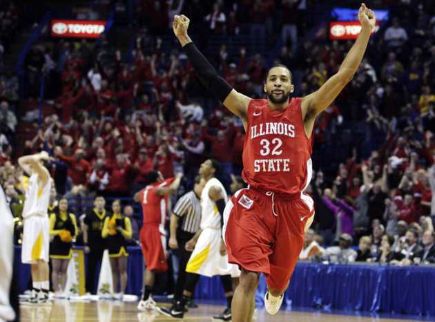 Jackie Carmichael hopes to help Illinois State break a 15-year NCAA tournament drought (AP)