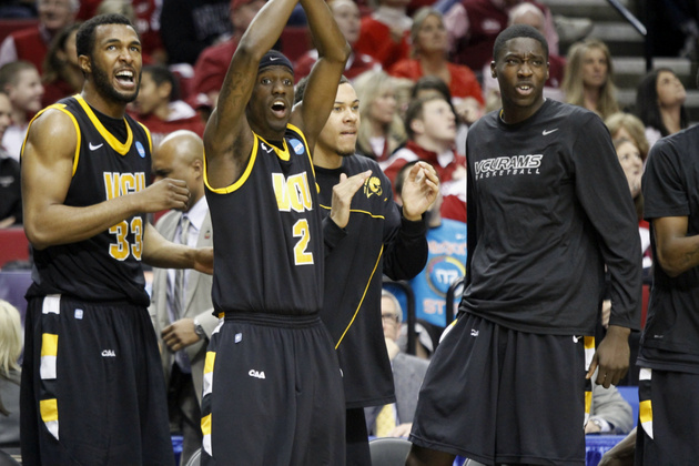 VCU forced 32 turnovers (AP)