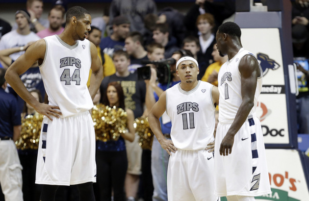 Akron defeated Ohio to remain unbeaten in the MAC (AP)