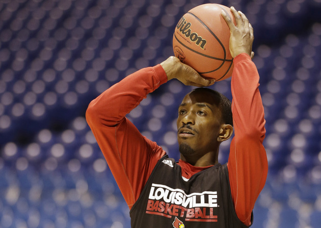 Russ Smith (AP)
