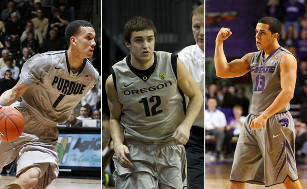 The best and worst of college basketball's gray jersey fad