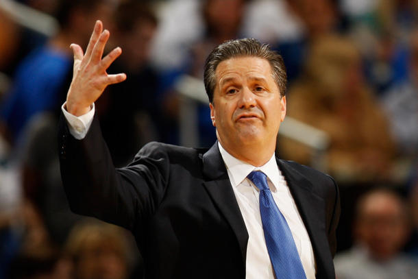 John Calipari (Getty Images)