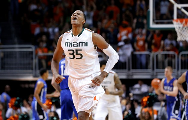 Miami's complete annihilation of Duke proved it should not be taken lightly. (USAT)