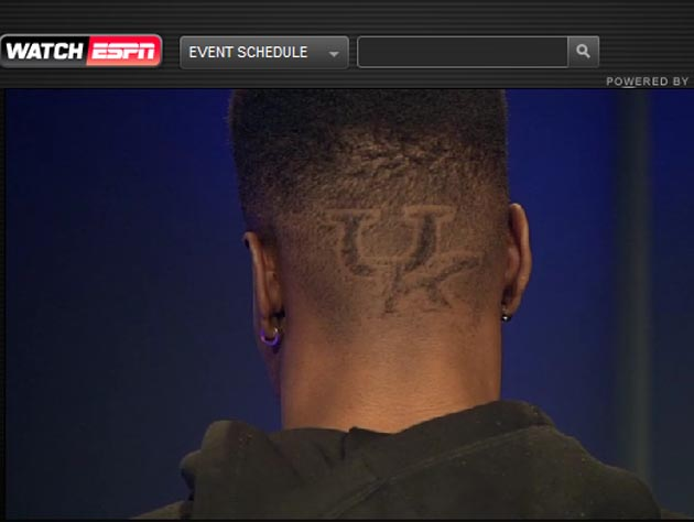 Nerlens Noel had maybe the most creative public commitment in college basketball history. (via ESPNU)