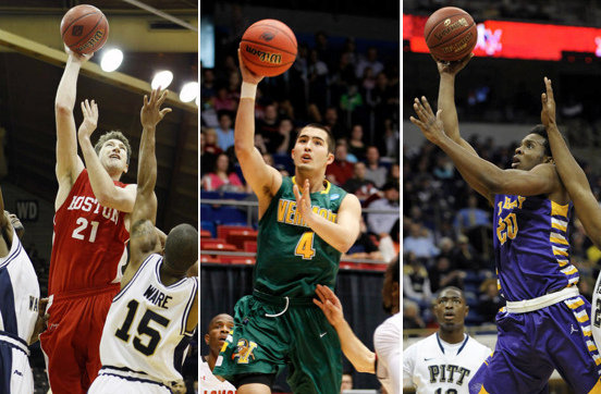 Jake O'Brien, Four McGlynn and Gerardo Suero are three key players who left the America East (AP)