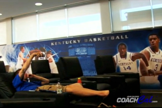 Eight reasons opponents ought to be jealous of where Kentucky houses its basketball team